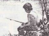 Chlapec a ryba