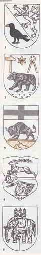 Zvieratá v Heraldike